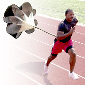 40 Inch Speed Training Chute